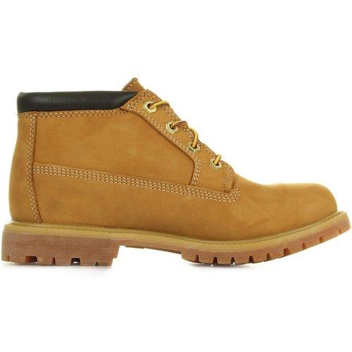 Boots Chukka Double Waterproof Boost Wheat Nubuck - Timberland - Modalova