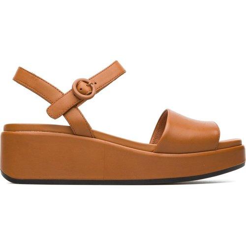 Sandales à plateforme cuir MISIA - Camper - Modalova