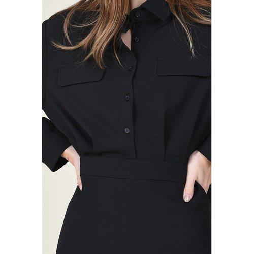 Robe courte effet chemise - MOLLY BRACKEN PREMIUM - Modalova