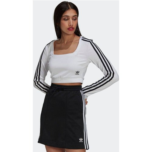 T-shirt Adicolor Classics Long Sleeve - adidas Originals - Modalova