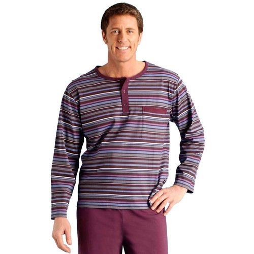 Pyjama rayé - SECRETS DE MODE - Modalova