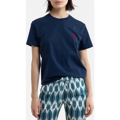 Tee shirt en coton bio col rond LOVE - MAISON LABICHE - Modalova