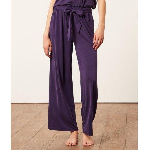 Pantalon de pyjama uni EREN - ETAM - Modalova