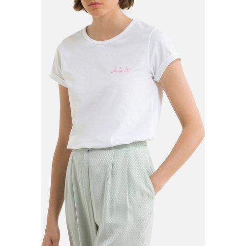 Tee shirt en coton bio col rond OHLALA - MAISON LABICHE - Modalova