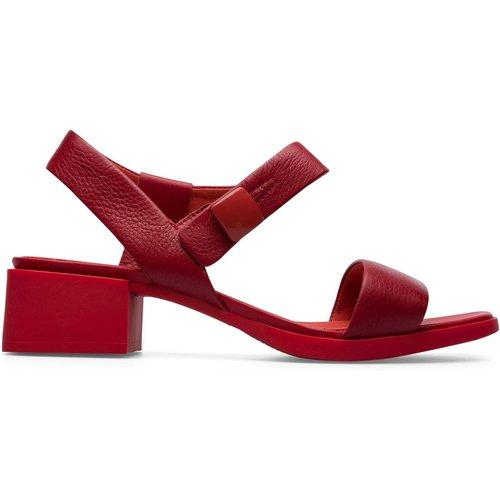 Sandales élastiques à talons cuir Kobo Sandal - Camper - Modalova