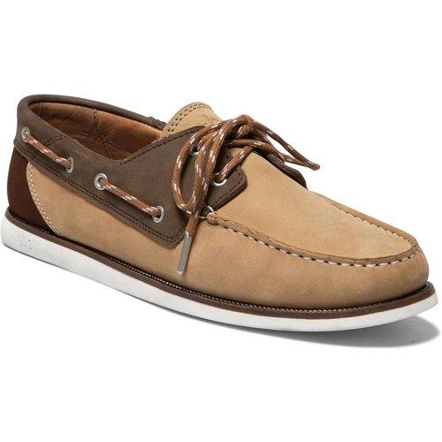 Chaussures bateau cuir GUYLANN - TBS - Modalova
