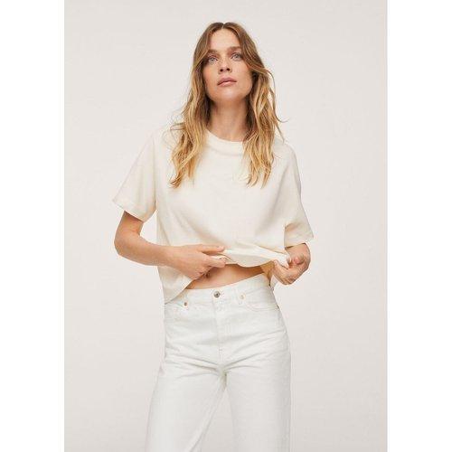 T-shirt double col - Mango - Modalova
