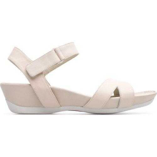 Sandales à plateforme cuir MICRO - Camper - Modalova