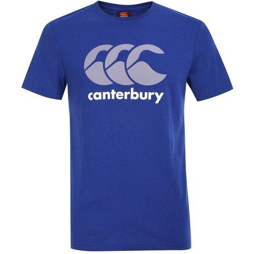 T-shirt col rond manche courte - Canterbury - Modalova