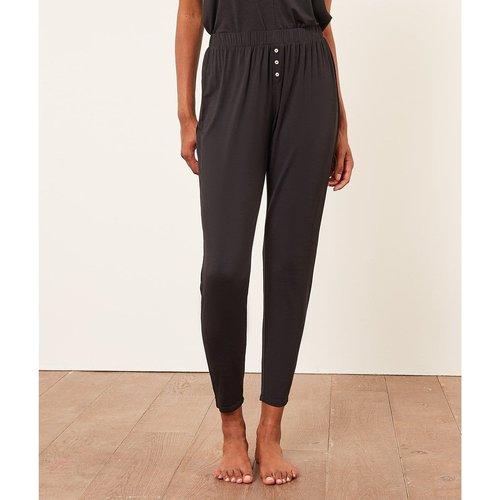 Pantalon de pyjama uni MODY - ETAM - Modalova