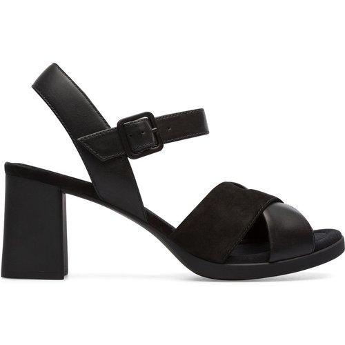 Sandales à talons cuir Kara Sandal - Camper - Modalova