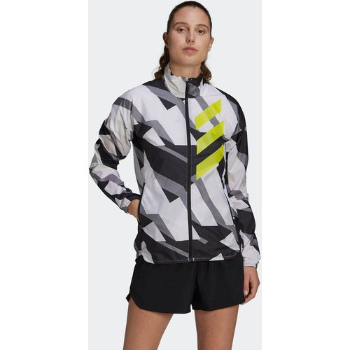Coupe-vent Terrex Parley Agravic Trail Running WIND.RDY - adidas performance - Modalova