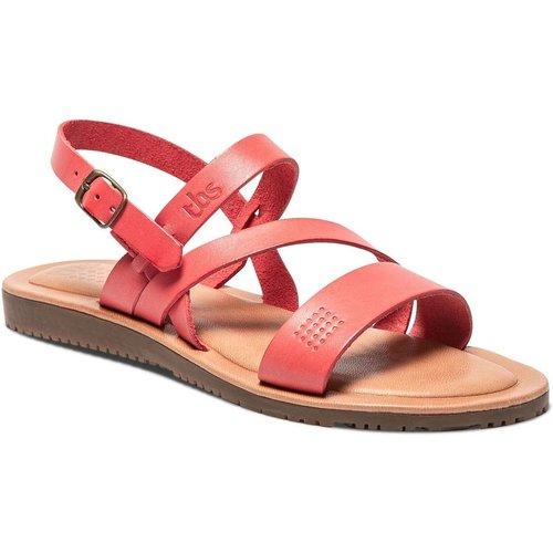 Sandales plates cuir BEATTYS - TBS - Modalova