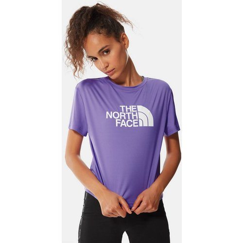 Tee shirt col rond manches courtes imprimé devant - The North Face - Modalova