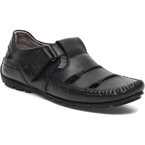 Chaussures ouvertes en cuir SCAMPY - TBS - Modalova