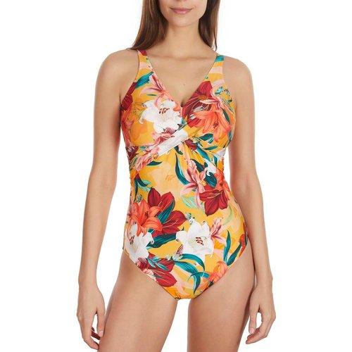 Maillot de bain 1 pièce shapewear préformé LIRIOS - SELMARK MARE - Modalova