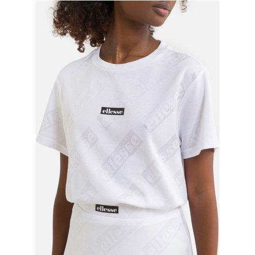 T-shirt col rond manches courtes - Ellesse - Modalova