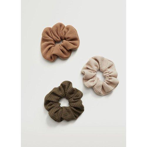 Pack de 3chouchous - Mango - Modalova