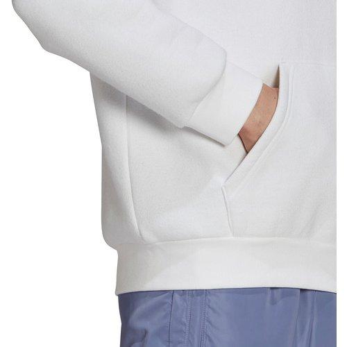 Sweat à capuche gros logo trefoil - adidas performance - Modalova