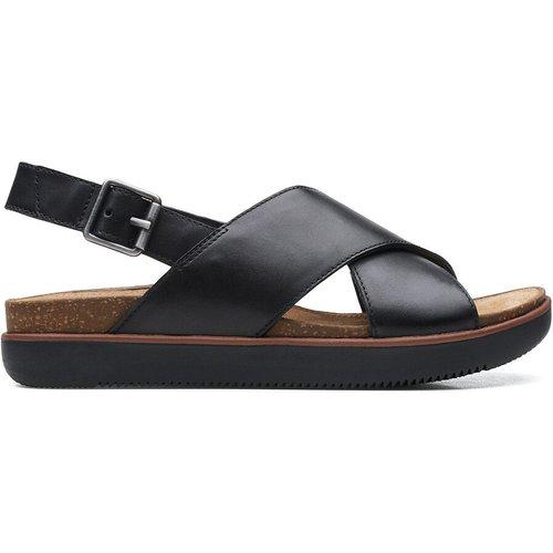 Sandales cuir Elayne Cross - Clarks - Modalova