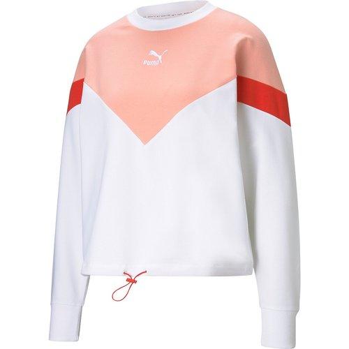 Sweat court color-block avec cordon - Puma - Modalova