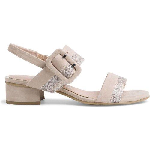 Sandales Cuir/Textile - marco tozzi - Modalova