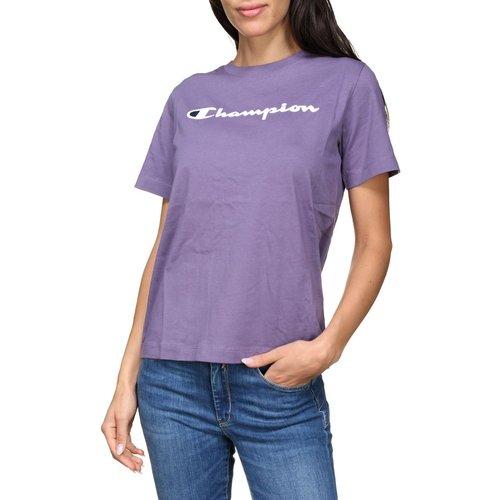 Tee Shirt logotypé - Champion - Modalova