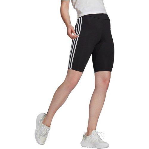 Short cycliste taille haute, bandes coté - adidas Originals - Modalova