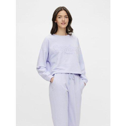 Sweat-shirt Raccourci - Pieces - Modalova