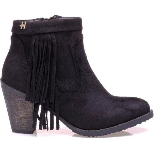 Boots/bottines aella noir - XTI - Modalova