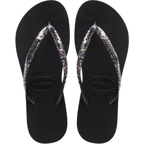Tong Slim Flatform glitter - Havaianas - Modalova