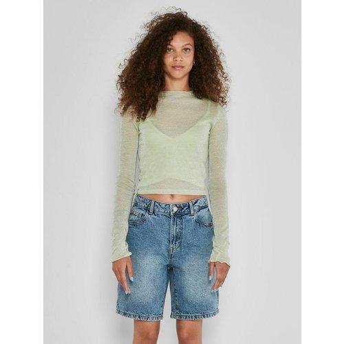 Shorts en jean Long - Noisy May - Modalova