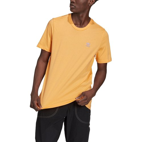 T-shirt manches courtes petit logo trefoil - adidas Originals - Modalova