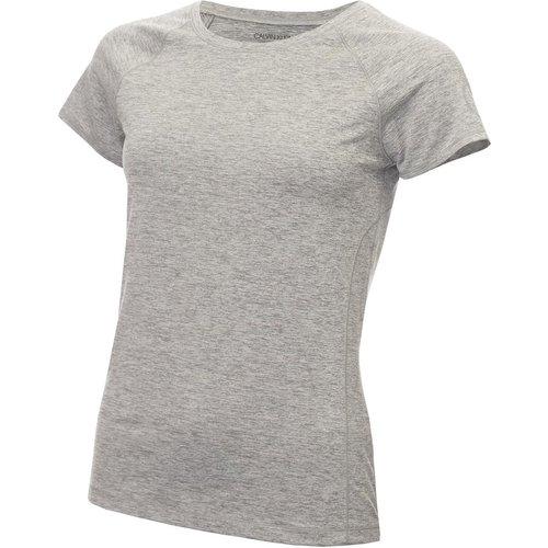 T-shirt à manches courtes, col rond - Calvin Klein - Modalova
