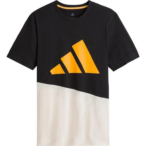 T-shirt manches courtes bicolore - adidas performance - Modalova