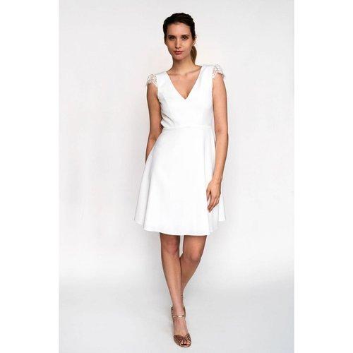 Robe de mariée L'IRREMPLACABLE, made in France - HARPE - Modalova