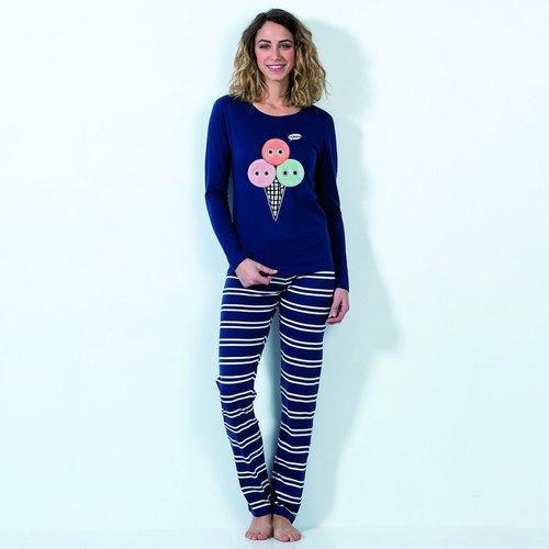 Pyjama en coton Freez - MELISSA BROWN - Modalova