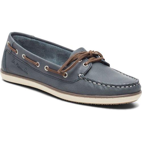 Chaussures bateau cuir CLAMER - TBS - Modalova
