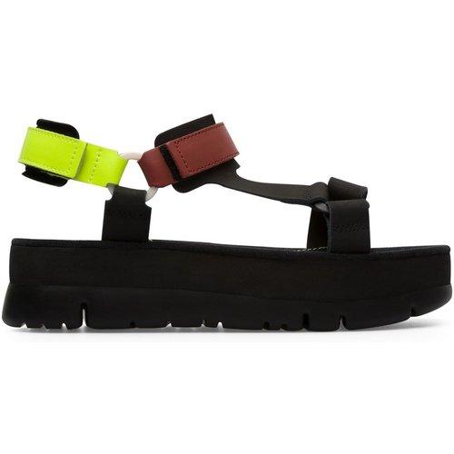 Sandales à plateforme cuir Oruga Up - Camper - Modalova
