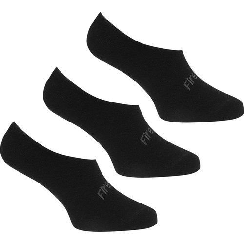 Chaussettes invisibles lot de 3 paires - Firetrap - Modalova