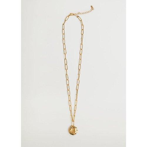 Collier chaîne pendentif - Mango - Modalova