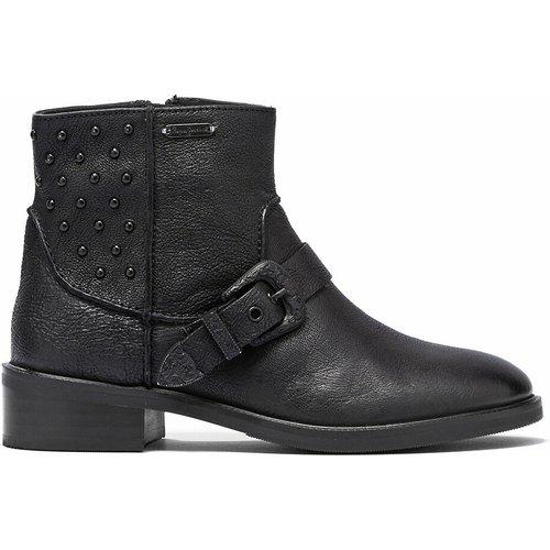 Boots cuir Orsett Easty - Pepe Jeans - Modalova