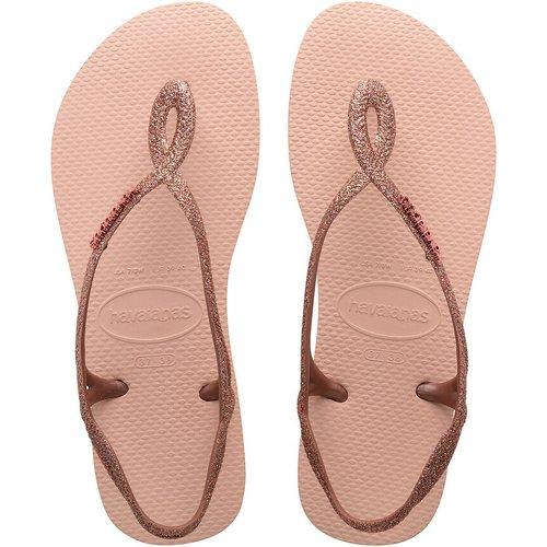 Sandales en caoutchouc talon plat - Havaianas - Modalova