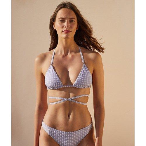 Haut de maillot de bain Triangle multi-liens sans armatures ELYA SPE - ETAM - Modalova
