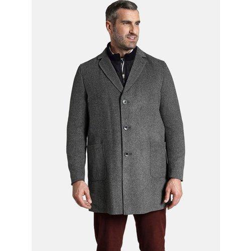 Manteau en laine EARL VAUGHAN - CHARLES COLBY - Modalova