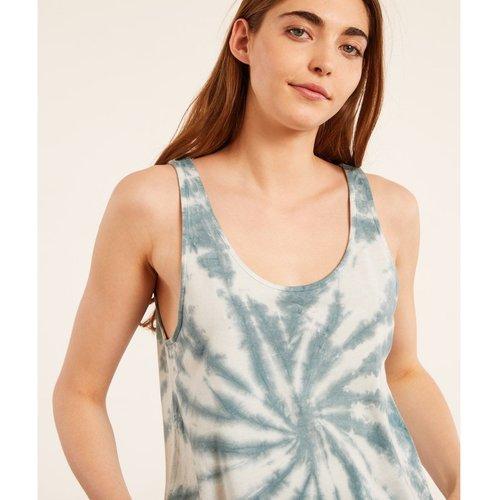 Haut de pyjama débardeur de pyjama tie and dye BASIL - ETAM - Modalova