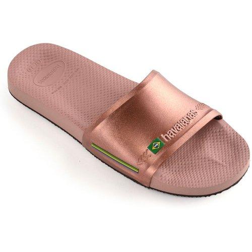SLIDE BRASIL Flip-flops - Havaianas - Modalova