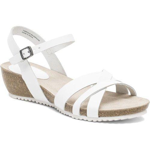 Sandales nu-pieds cuir - TBS - Modalova