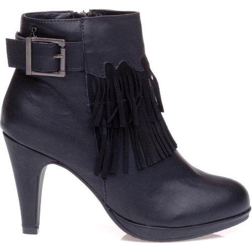 Boots/bottines agnesa noir - XTI - Modalova