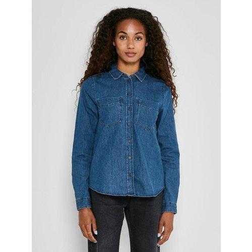 Chemise en jean Avec manches longues - Noisy May - Modalova